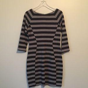 Gap striped Dress Sz S